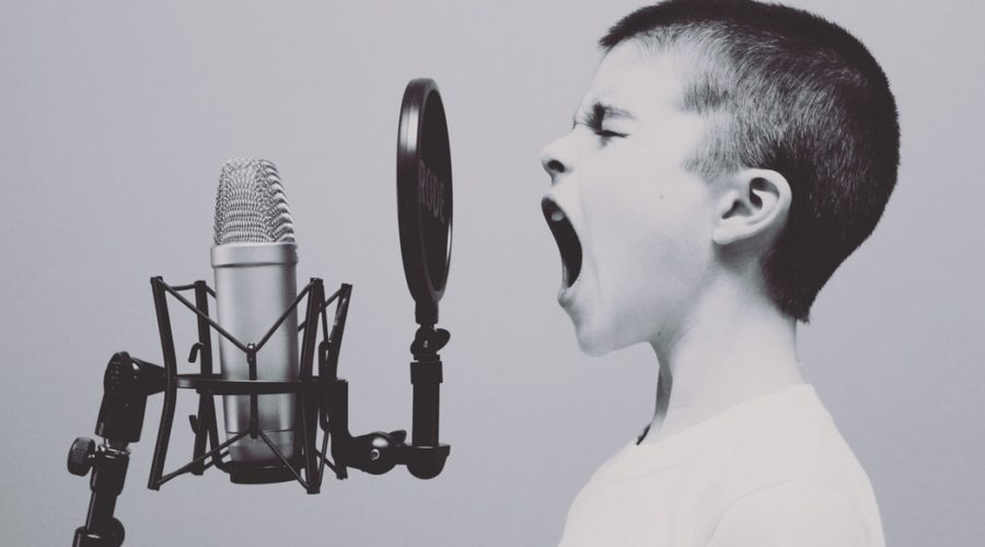 Singing in the Studio | Help for first-time Vocal Sessions |
